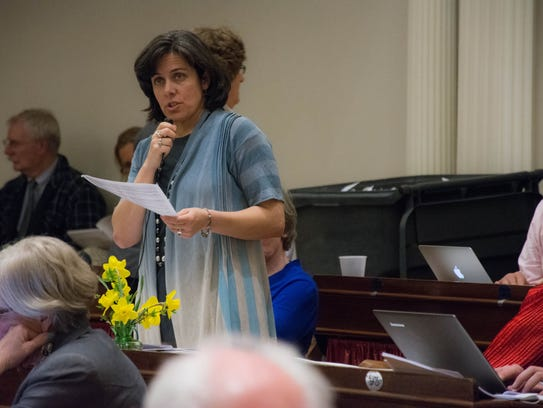 House Appropriations Chairwoman Rep. Mitzi Johnson,