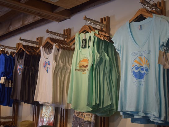The shop will offer some big-name brands, but owner