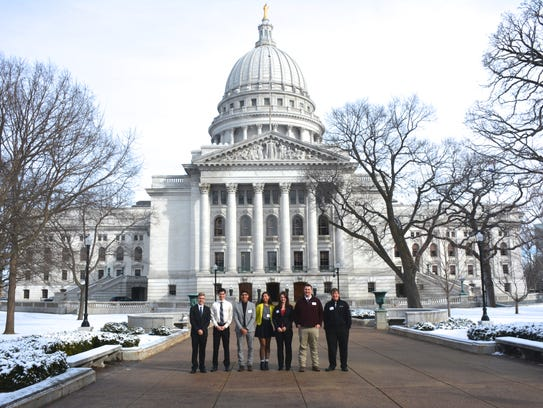 March 2, Manitowoc County Youth Agriculture Apprenticeship