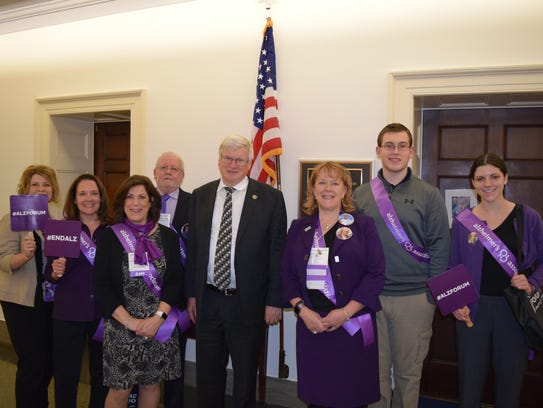 March 27-29, 35 Wisconsin advocates, including Thimmig,