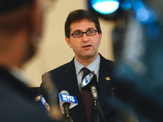 New Castle County Executive Matt Meyer