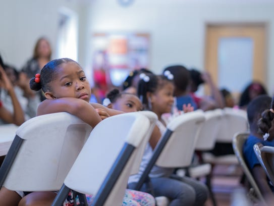 There are 120 kids currently enrolled in the Escambia