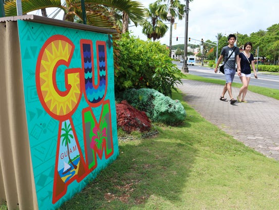 Security and defense officials on Guam said Wednesday