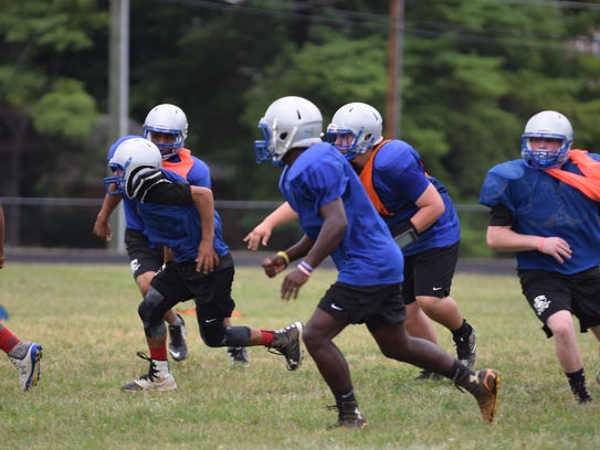 Lee High is one of the few area schools where numbers