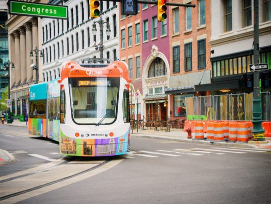 Ridership on the QLINE is hovering around 3,000 rides