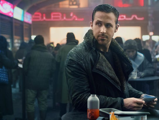 """Ryan Gosling is out to stop a replicant army in """"Blade"""