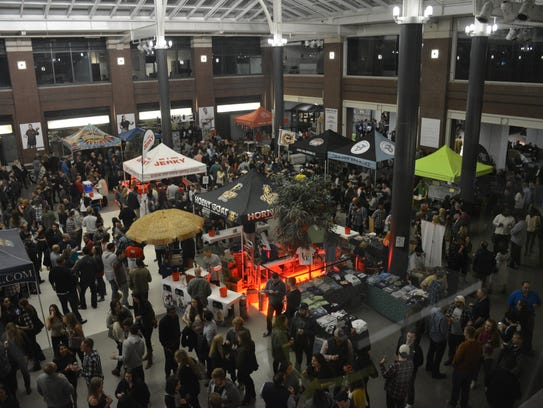 The Jersey City Wine Fest will be held Saturday, Sept.