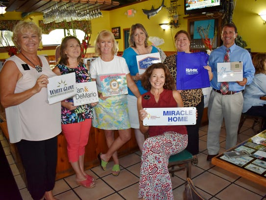 ReMax A1A held a fundraiser intended for the Children's