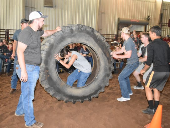 Students from more than 30 Ozarks high schools attended