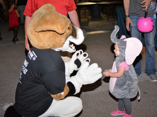 Fort Bliss will have its annual Monster Bash on Oct.