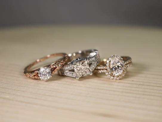 Eco Diamond's rings