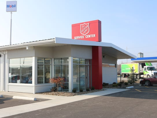 The local Salvation Army is now coordinating it all from a new Port Clinton service center for the northwest Ohio area, which covers Ottawa County.