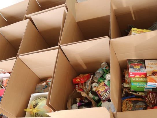 By 2 p.m. on Friday, the Port Clinton community donated