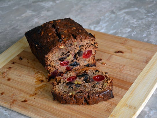 This brandy-laced recipe just might make a fruitcake