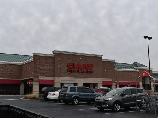 The Giant Food Store off of Linglestown Road in Harrisburg.