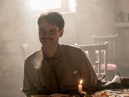 """Tom Sturridge stars in """"Journey's End."""""""