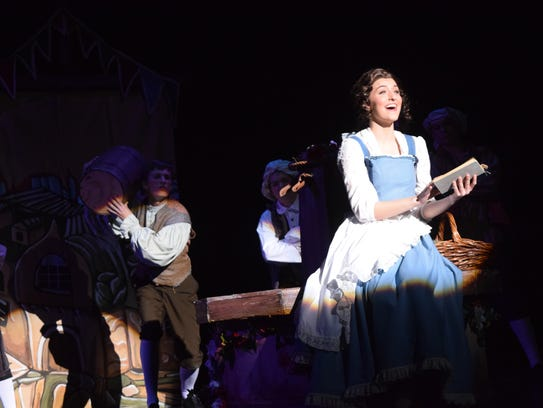 """The Holy Savior Menard Theatre Arts, under the direction of Cherise Rino, is set to present Disney's """"Beauty and the Beast"""" beginning Wednesday (April 11, 2018) through Sunday at the Coughlin-Saunders Performing Arts Center in downtown Alexandria. Starring as the heroine Belle is Claire Marie Miller. Jordan Willis portrays the Beast and William Sadler portrays Gaston. The musical is about a prince who is transformed into a beast by an enchantress as punishment for his selfishness. His staff is transformed into household objects. Falling in love is the only way for him to break the spell. Showtimes are 7 p.m. Wednesday through Saturday and at 2 p.m. Saturday and Sunday. Tickets are $15 and can be purchased at the door, the Menard front office or at www.ticket-central.org. For more information, call (318) 445-8233."""