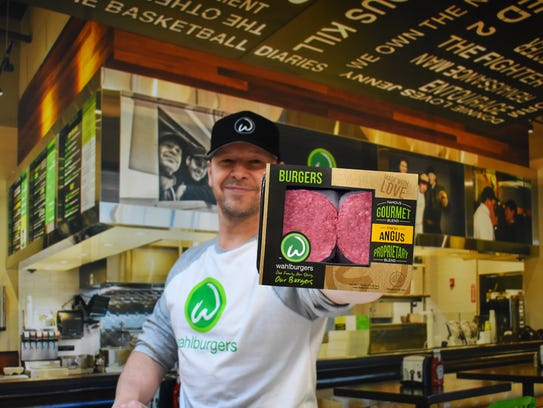 Actor Donnie Wahlberg, who operates Wahlburgers restaurants