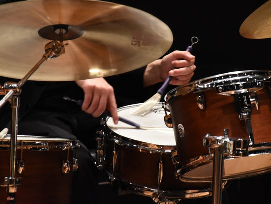 Collier, Lee teens with Naples Philharmonic Youth Jazz