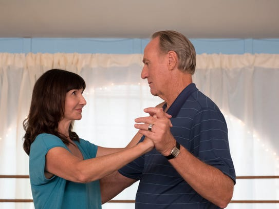 "Mary Steenburgen and Craig T. Nelson star in ""Book"