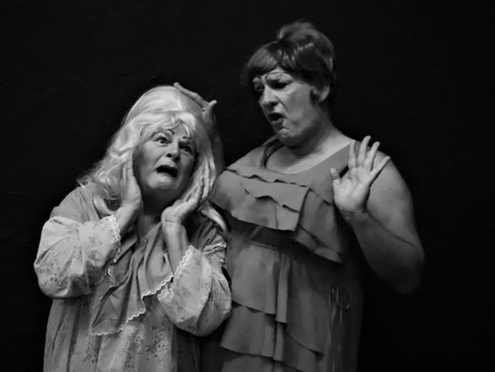 "Lab Theater's ""Hush Up, Sweet Charlotte"""