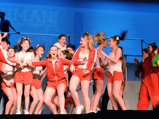 Northern Valley/Old Tappan High School's production