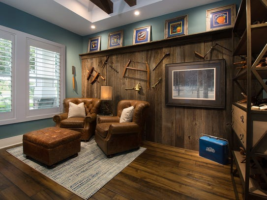 Horse Creek home, featuring century old items, is open now as a model