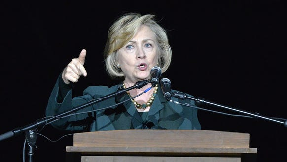 A Clinton skirts the rules, provoking selective outrage