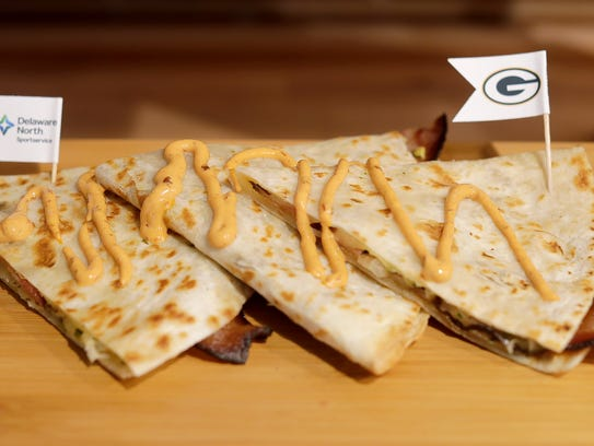 The bacon-dilla is among the rookie class of foods