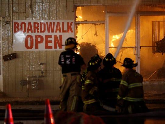 Boardwalk Fire