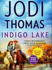"""Indigo Lake"" by Jodi Thomas"