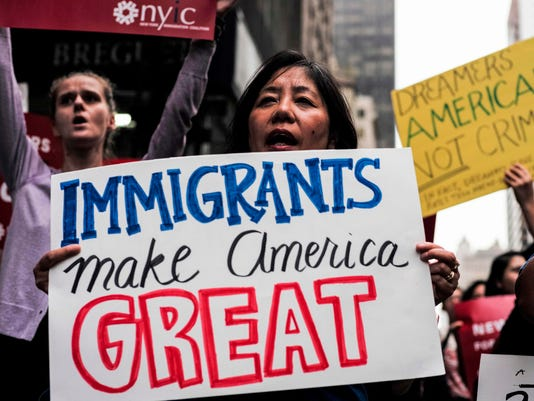 Trump created DACA immigration crisis and he could fix it ...