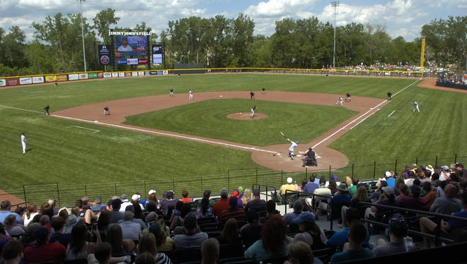 USPBL commissioner Andy Appleby said Jimmy John's Field averaged 3,200 fans per game. The season kicked off May 30 and ends Sunday.
