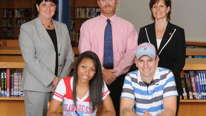 West York Official Signing-Kiyanna Brown-Delaware State University-Girls Lacrosse