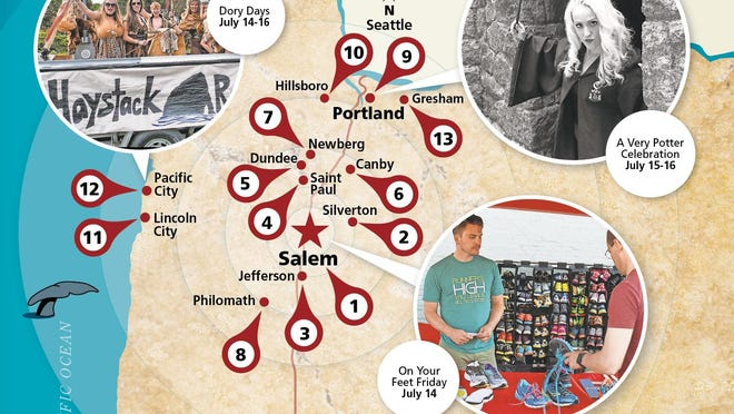 Richard Marx, Scottish festival and star party among the fun within 60 miles of Salem.