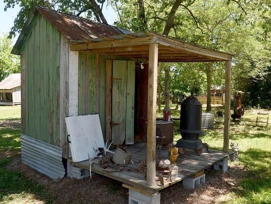 Original smokehouse