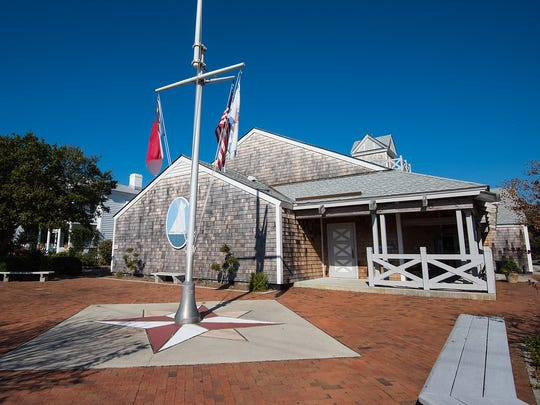 The North Carolina Maritime Museum in Beaufort, N.C., is the official repository of artifacts from the Queen Anne's Revenge, an 18th Century frigate once captained by the pirate Blackbeard.