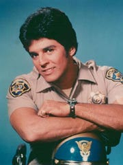 Erik Estrada, best known for his role as Officer Frank