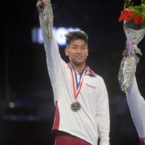 U.S. men's gymnastics eyes this year and 2020 with world championships team