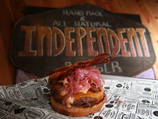 Independent Burger 1