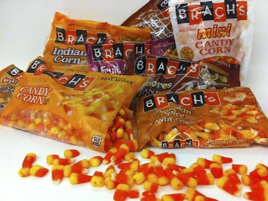Brachís adds new flavors to its candy corn line