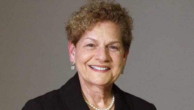 NYS Assembly District 97 Assemblywoman Ellen Jaffee Oct. 18, 2016.