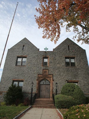 Most Holy Trinity School building at 320 E. Boston Post Road in Mamaroneck.