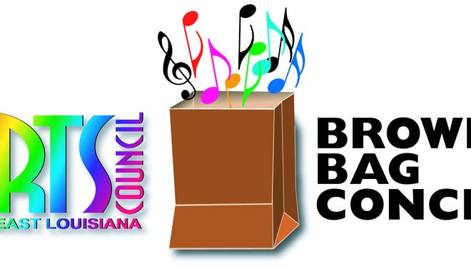 The Northeast Louisiana Arts Council's lunchtime outdoor Brown Bag Concerts series will take place every Wednesday in April.