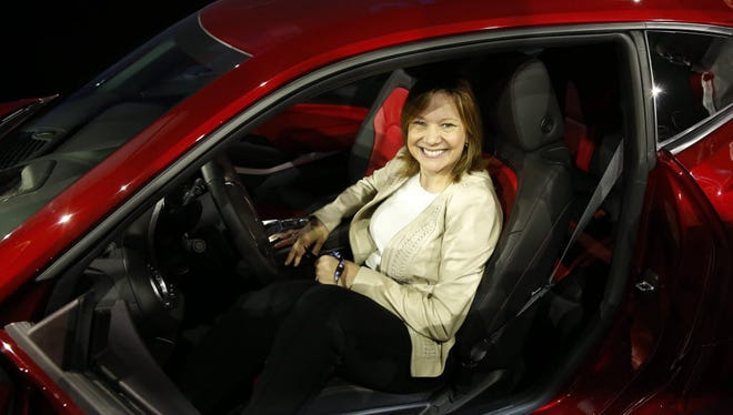 GM CEO Mary Barra announced at the Code conference in Los Angeles that 14 of 19 Chevrolet models would feature CarPlay and Android Auto integration later this year.