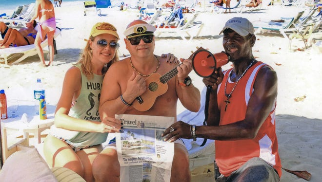 Melissa Dielmann, Neal Clipper and Vincent Ja-Mon.