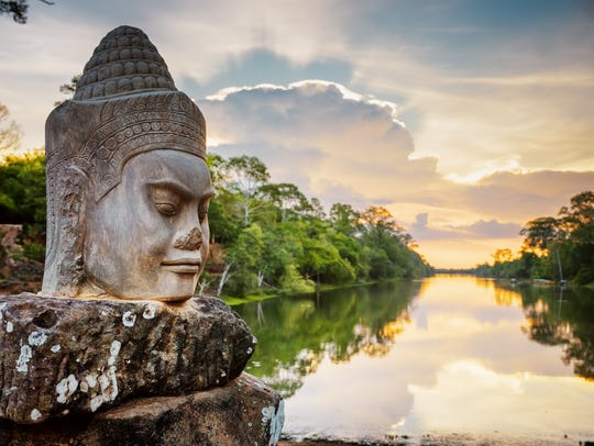Cambodia: Record-breaking low fares and bucket-list
