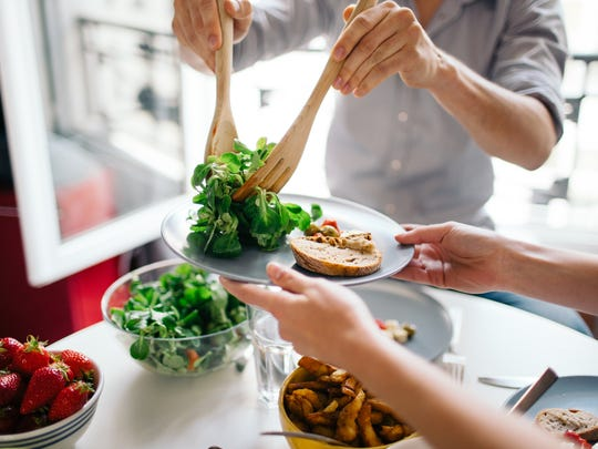 A study published in the journal Neurology suggests eating a serving of green, leafy vegetables each day may protect against brain aging.