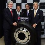 Front row from left: Bryant, Noji. Back row from left: Fushimi, Yamamoto.