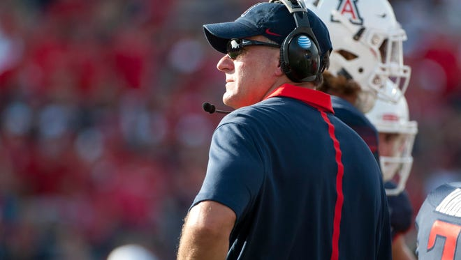 Can Rich Rodriguez's team end its losing streak at Oregon State? Most experts don't think so.